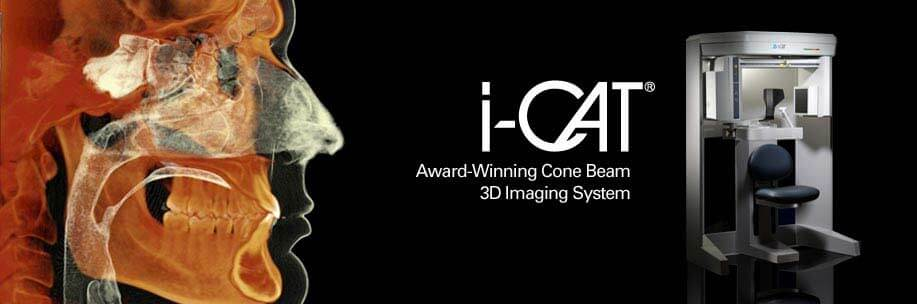 Award Winning i-CAT® Low Dose 3D Cone Beam